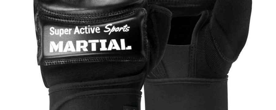 Guantes MMA profesionales Super Active Sports