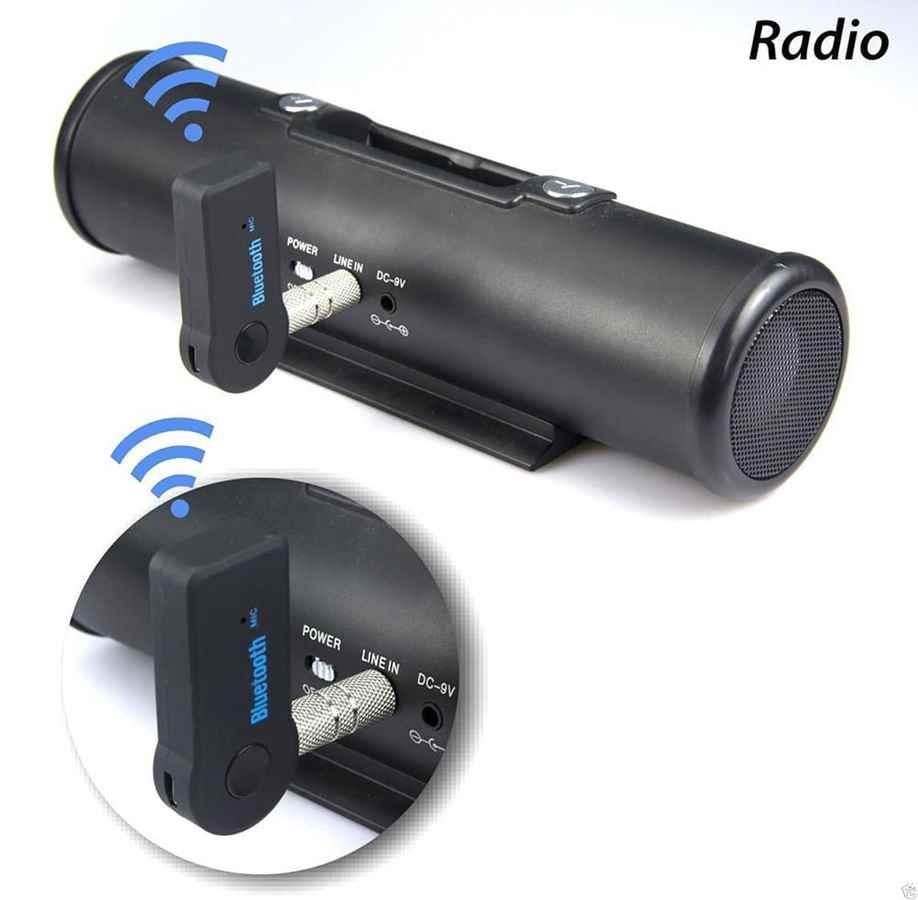 Receptor de audio bluetooth
