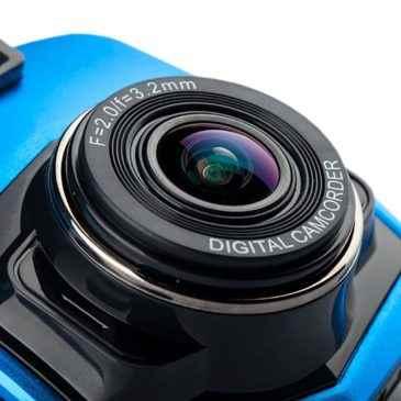 Dashcam de Coche HD 1080p MPTECK