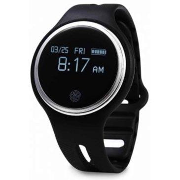 Pulsera inteligente E07 con podómetro y funciones Smartwatch