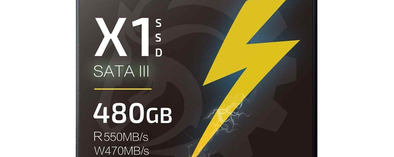 Disco duro SSD Drevo X1, 2.5 pulgadas SATA III