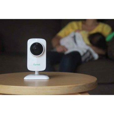 Cámara Monitor de Vídeo para Bebés WiFi