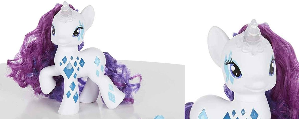 My Little Pony – Rarity luces y destellos