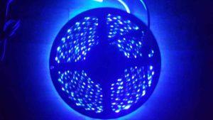 Luces LED ambiente