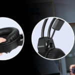 EasySMX Auriculares Gaming, Cascos Gaming Estéreo
