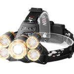 Luz frontal Neolight H04 Oro impermeable