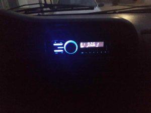 Radio de Coche Rixow